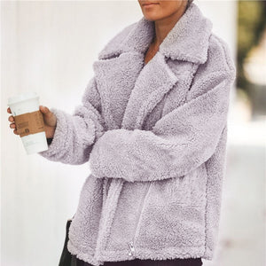 Teddy Coat Thick Warm Jacket