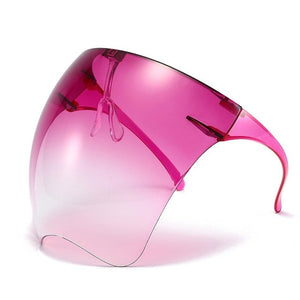 TCP Full Face Shield Safety Glasses - Ultra Clear Protective Face Shield