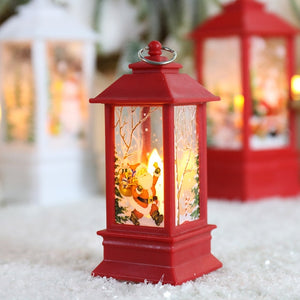 The Best Gift Christmas Lanterns Crystal lights - Outdoors Christmas Lantern Lights