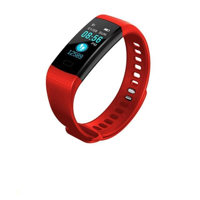 Smart Wristband Red