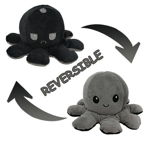 The Original Reversible Octopus Plushie