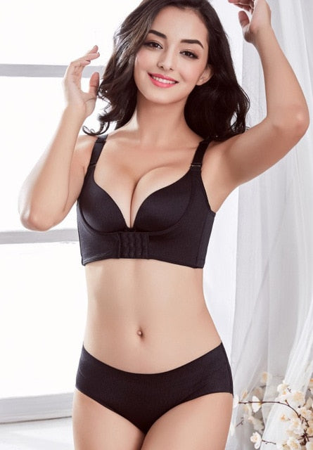 Super Push Up Seamless Bra