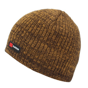 Super Comfy Knitted Beanie Hat For Men
