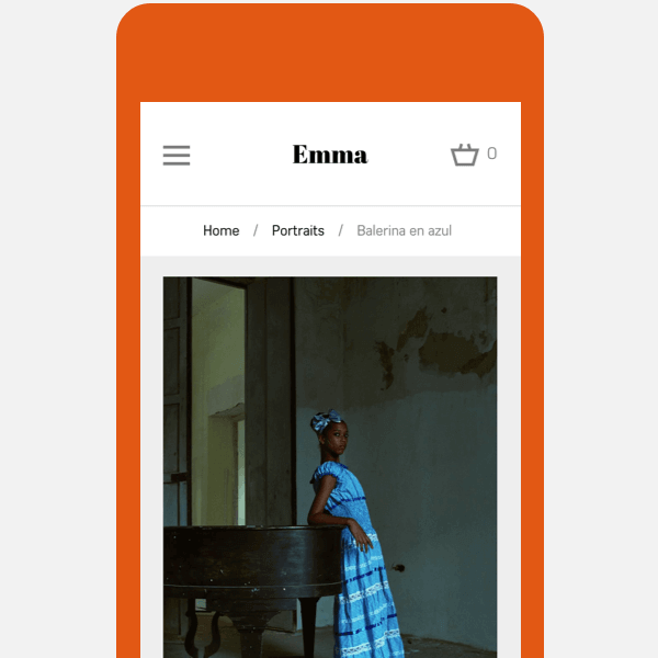 Check out some stores using our Emma theme