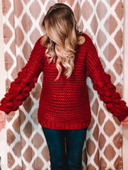 Home for the Winter Sweater - The Ivy Exchange