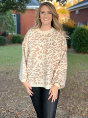 On the Prowl Sweater - The Ivy Exchange