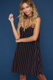 The Lillian Mini Dress - The Ivy Exchange