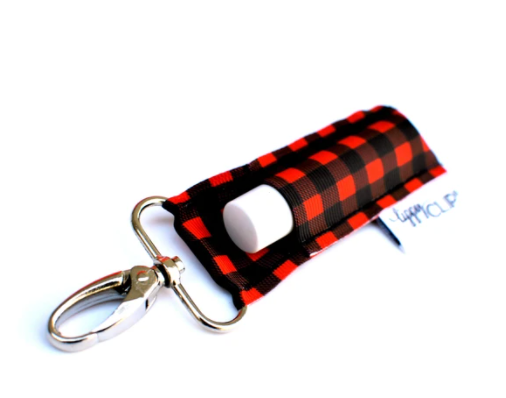 Buffalo Plaid LippyClip