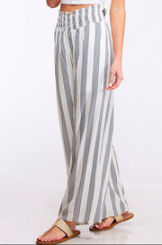 Follow Me to The Beach Linen Pants - The Ivy Exchange