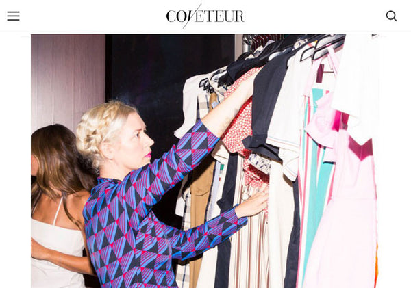 Coveteur: Kristen Cole - THIS IS WHAT IT'S LIKE TO BE A BUYER AT FASHION WEEK