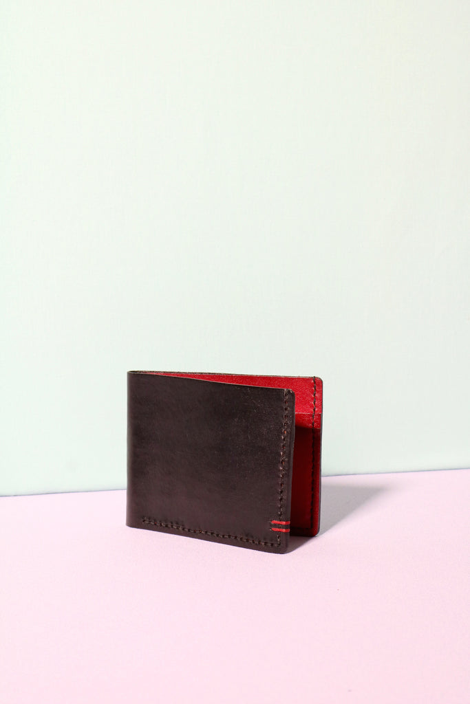 Eastwood Bi-fold Wallet, Black