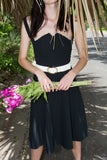 Dirndl Dress, Black