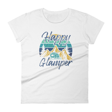 Load image into Gallery viewer, Happy Glamper Ladies Fit Crew Neck
