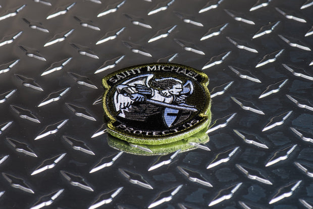 St. Michael Patch (OD Green) 1