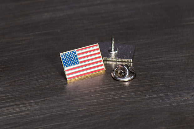 USA Flag Lapel Pin 2