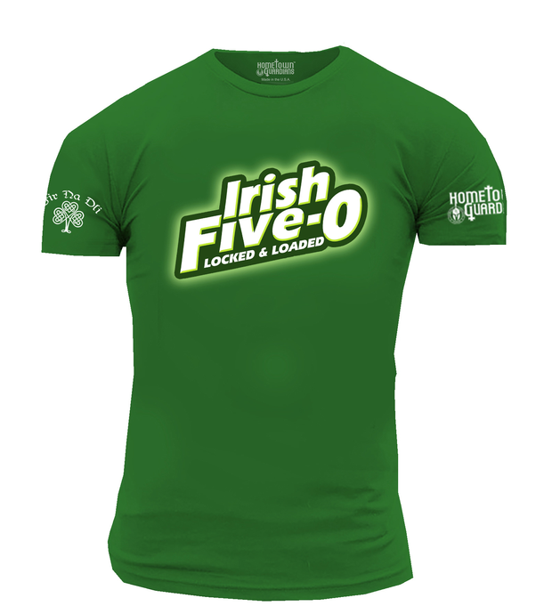 Irish Five-0 Locked & Loaded T-Shirt