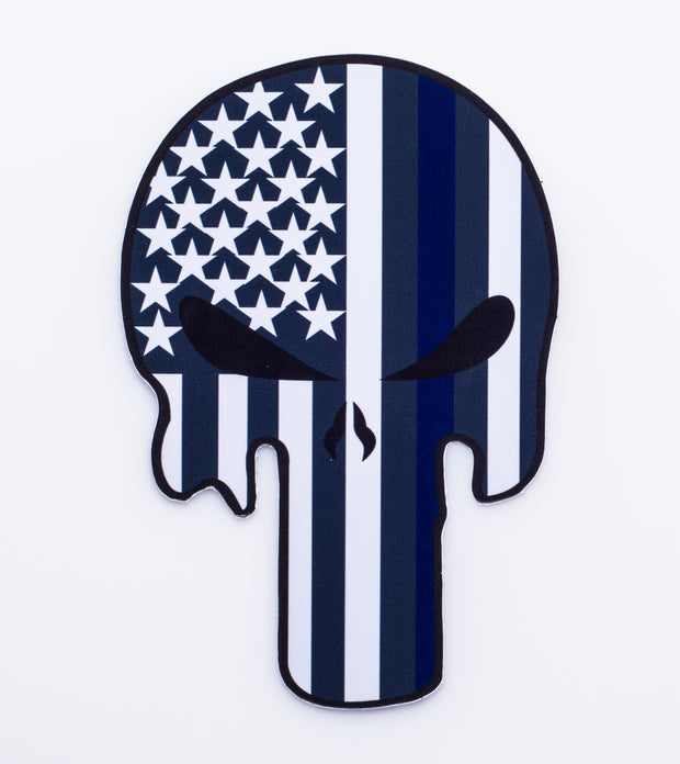 TBL Punisher Decal 1