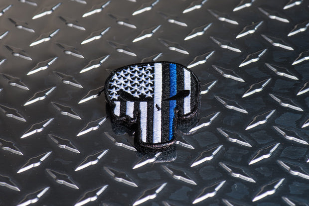 TBL Punisher Patch 1