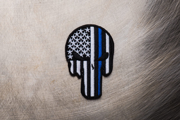 TBL Punisher Patch 2