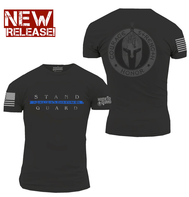 Stand Guard T-Shirt Hometown Guradians