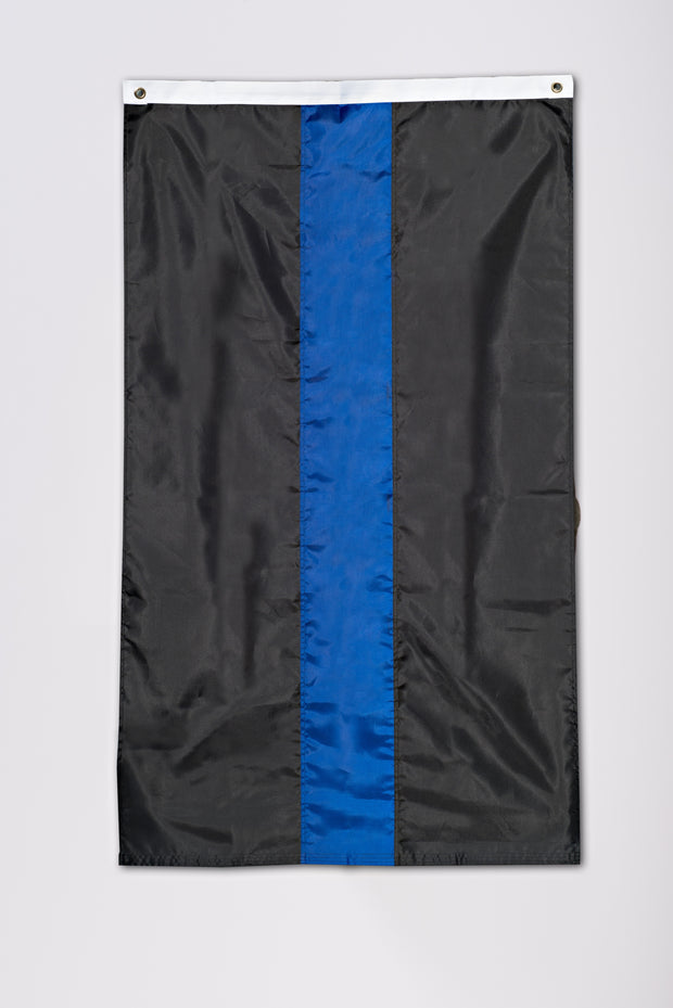 Thin Blue LIne Flag (Sewn Nylon)