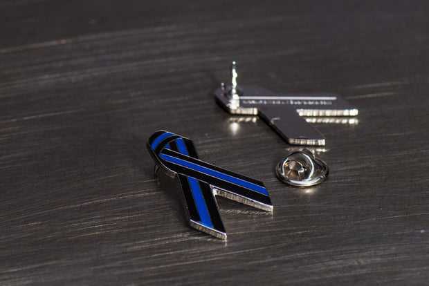 TBL Ribbon pin 2