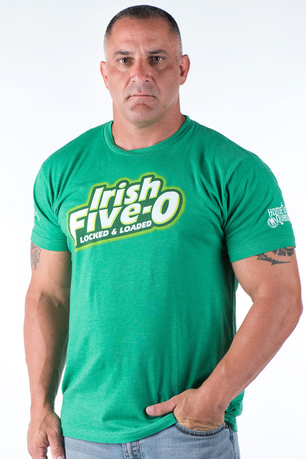 Irish Five-0 Locked & Loaded T-Shirt Right Front