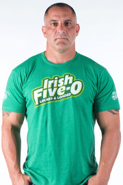 Irish Five-0 Locked & Loaded T-Shirt Front