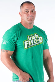 Irish Five-0 Locked & Loaded T-Shirt Left Front