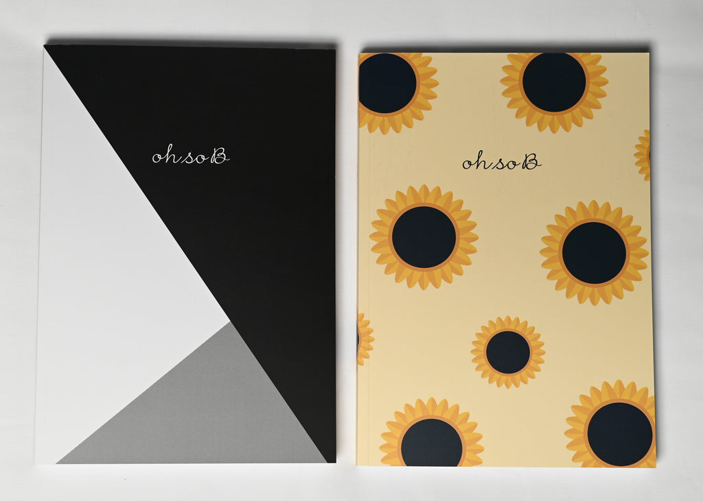 SUNFLOWER NOTEBOOK