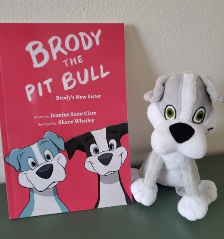 Brody Book 2 & Plush Bndle