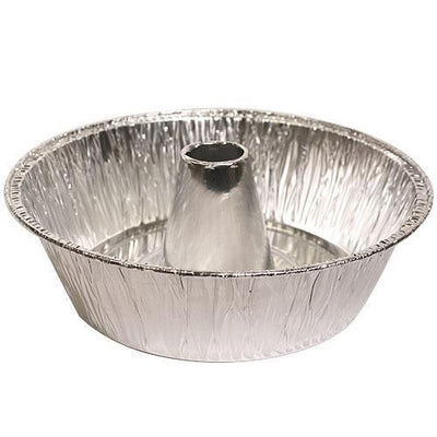 Aluminum Pan - Bundt - 5 Count