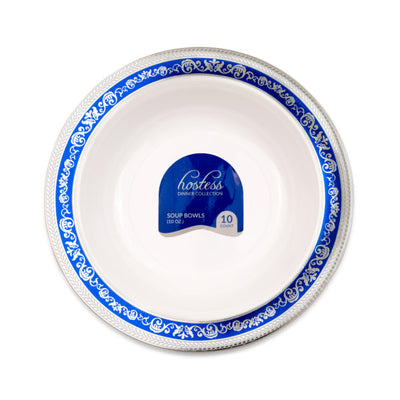 Plastic Bowl - Hostess Collection - 10 oz.