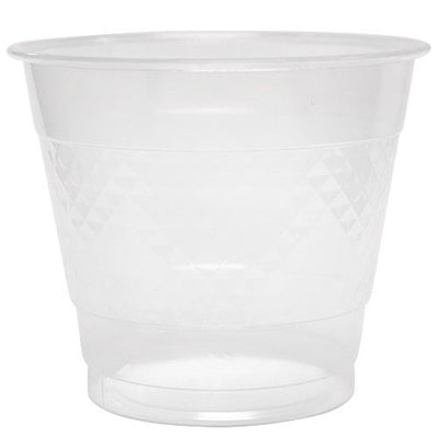 Plastic Cups - 9 oz. - 50 Count