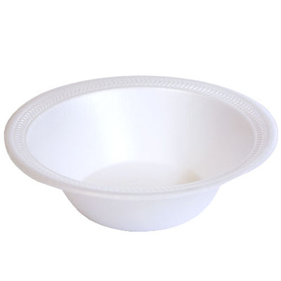 Foam Bowl - 12 oz. - White