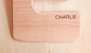Personalize kids knife name
