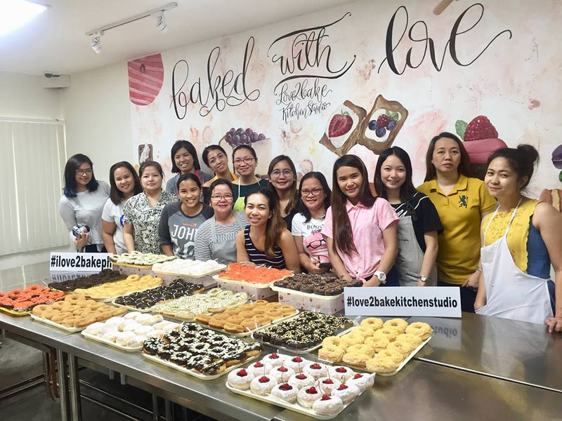 Bestselling Donuts Workshop 04272019
