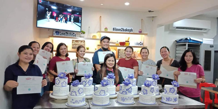 Advanced Fondant Fundamentals with Chef Emily Peralta- Batch 2 (050219)