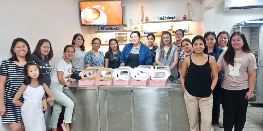 Gourmet Cookies and Bars Workshop by Chef Bam Piencenaves 052519