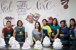 2-Tier Boiled Icing Workshop with Sir Ronnie Solpico