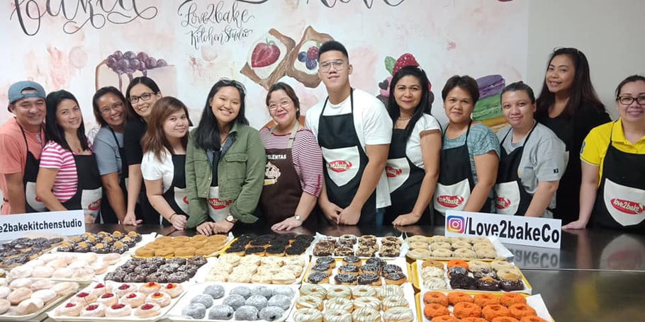 Bestselling Donuts Workshop with Chef Dea Dollentas 072019