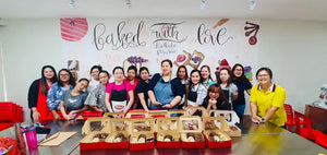 Artisan Cookies and Bars with Chef Bam Pencenaves 081319