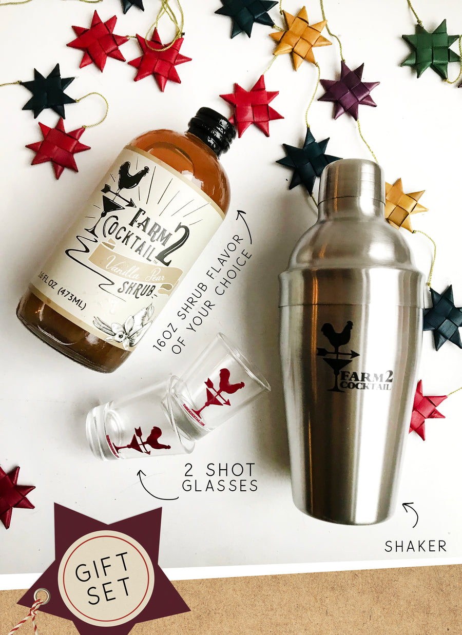 Farm2Cocktail Gift Bundle