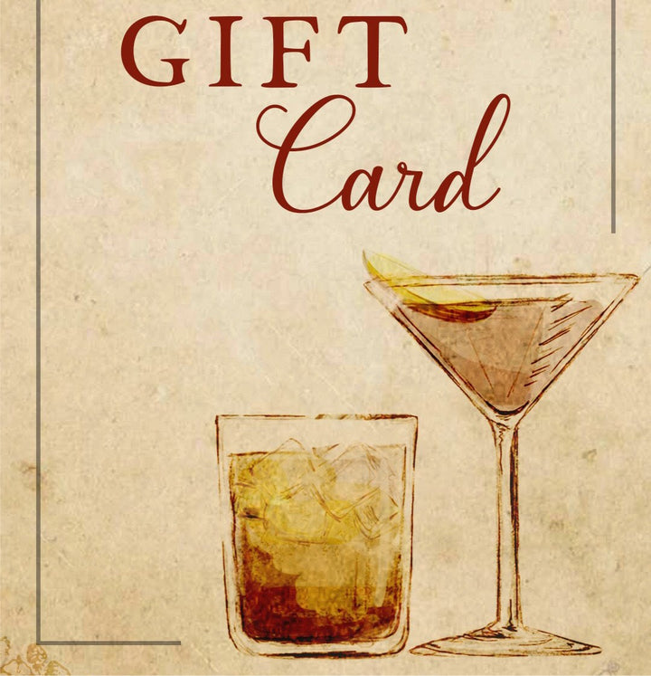 Farm2Cocktail eGift Card