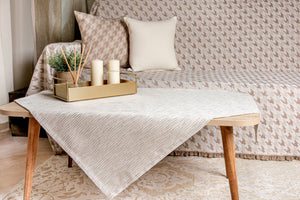 ΚΑΡΕ CALISTO 85X85 CRISPI BEIGE - Loom To Room