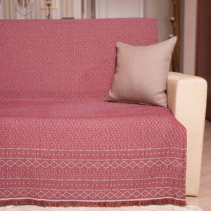 Ριχτάρι Gealic 180x180 Bordeaux - Loom To Room (4688271048770)