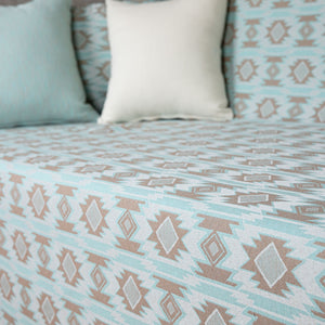 ΚΑΡΕ HARMONIA 85X85 AQUA - Loom To Room