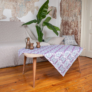 ΚΑΡΕ HARMONIA 85X85 PURPLE - Loom To Room