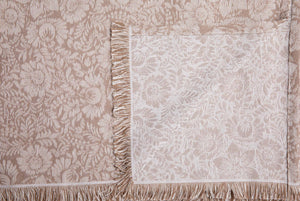Καρέ Lilly 85x85 Beige - Loom To Room (4688267706434)