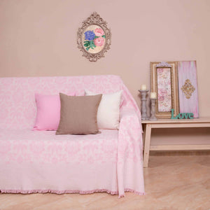 Ριχτάρι Maira 180x180 Pink - Loom To Room (4483249012802)